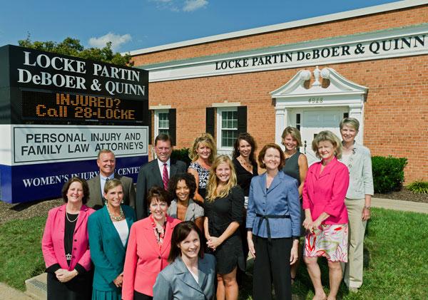 Locke Partin DeBoer & Quinn Attorneys & Staff